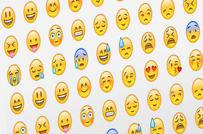 emojis in mobile marketing