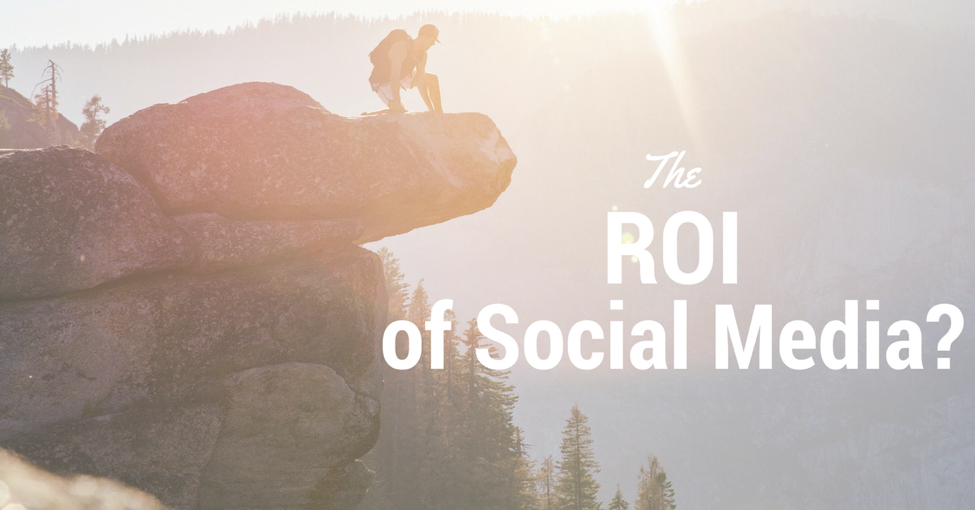 The ROI of Social Media – Marketers Guide