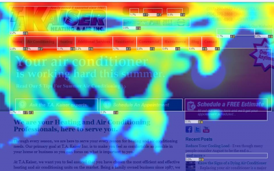 Website Heatmaps Lead to 186% Increase in Conversions