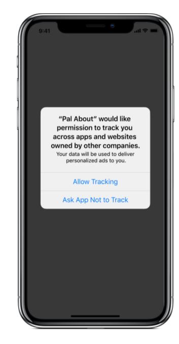 iOS 14 permission